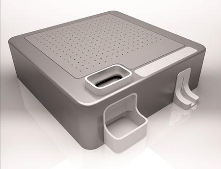 Presentación de producto 3D. Modelado de producto 3D para publicidad. Hirudart