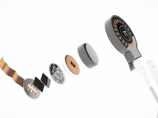 Vídeo Producto 3D Despiezado para Publicidad