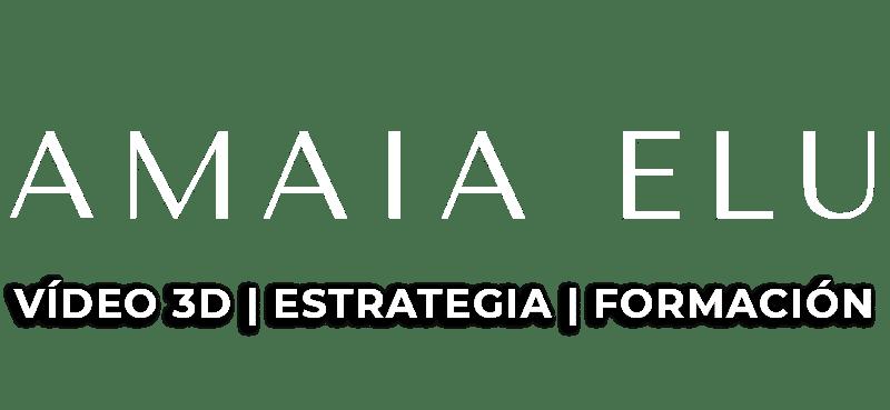 VÍDEO PRODUCTO 3D ESTRATÉGICO PARA MARKETING ALTO IMPACTO -AMAIA ELU-